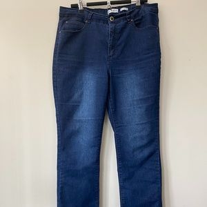 Northern Reflections Blue Jeans, Sz10.  16-43TIC
